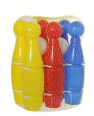 HTI Toys Traditional Games Skittles - 6 x 28cm